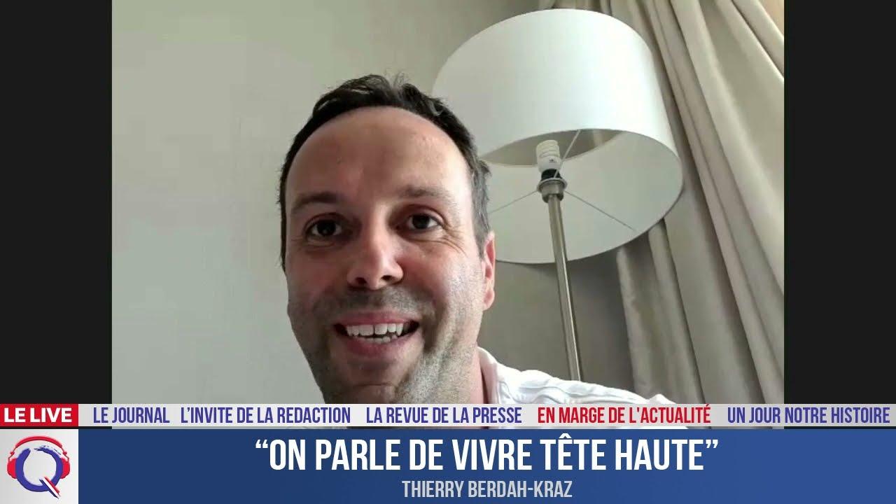 """""""On parle de vivre tête haute"""" - En marge de l'actualité du 1er juillet 2021"""