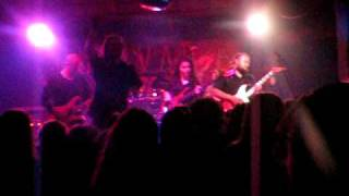 Quo Vadis - Tunnel Effect (Live in Live Metal Club, Bucharest, 6.4.2009)