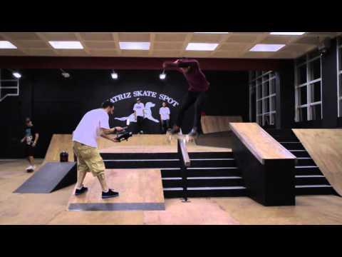 Inauguração Matriz Skate Spot