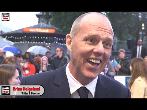 Brian Helgeland Legend World Premiere Interview