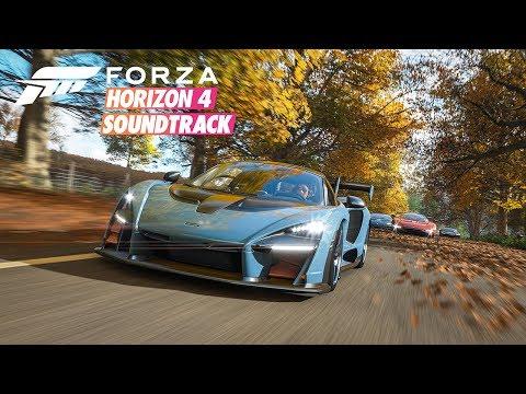 Forza Horizon 4 Soundtrack | Kim & Jessie - M83