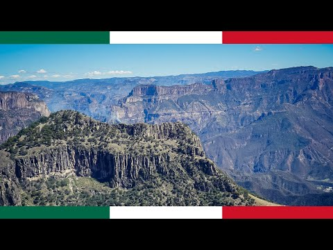 BIGGER Than the Grand Canyon!? (Visiting Mexico's Copper Canyon)