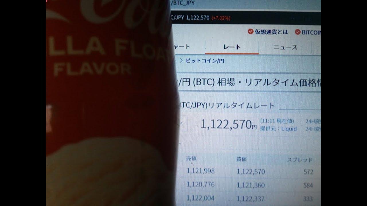 112ビットコイン