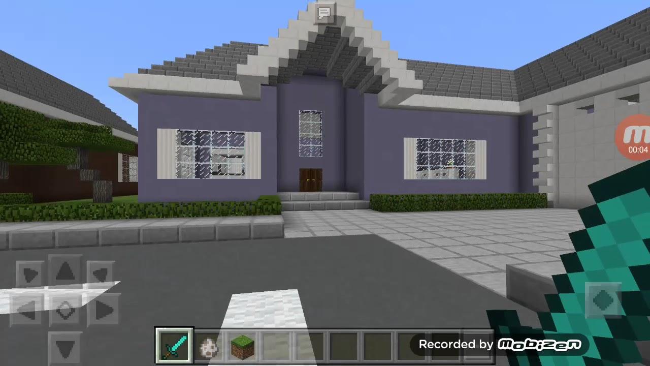 99+ Desain Rumah Mewah Di Minecraft Pe Terbaru | Pack Interior
