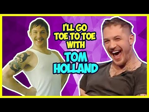 TOM HARDY - VENOM BEING FUNNY