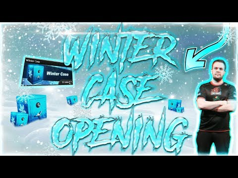 THIS CASE IS AMAZING!! Winter case opening | Zula Europe | Weekly Opening #21