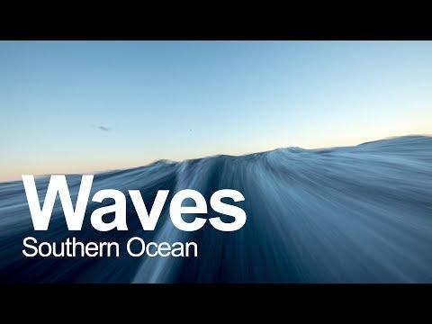 Waves - Southern Ocean | Volvo Ocean Race