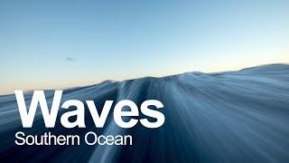 Waves - Southern Ocean   Volvo Ocean Race