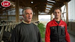 LC BAIN DE BRETAGNE - 25 ans de traite automatisée - 25 ans que Lely innove pour l'élevage - FR