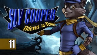 Sly Cooper Thieves in Time Walkthrough - Part 11 Boss El Jefe PS3 Sly 4 Gameplay Commentary
