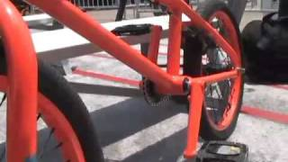 X Games Behind the Scenes, BMX Freestyle