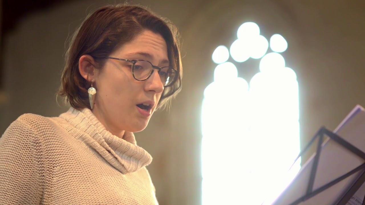 G.F. SANCES — Dove n'andrò | Hanna Al-Bender & Scherzi Musicali - Nicolas Achten
