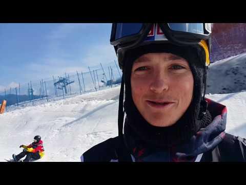 Scotty James PyeongChang South Korea 2017 Interview