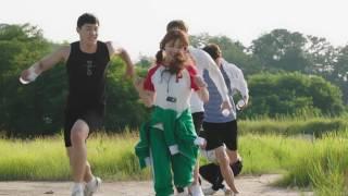 러블리즈 달리기