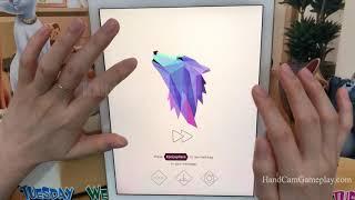 Polysphere - art of puzzle Handcam Gameplay Walkthrough Part 01 [iPad/iOS] screenshot 2