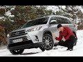 Как Toyota Highlander догнала Land Cruiser Prado