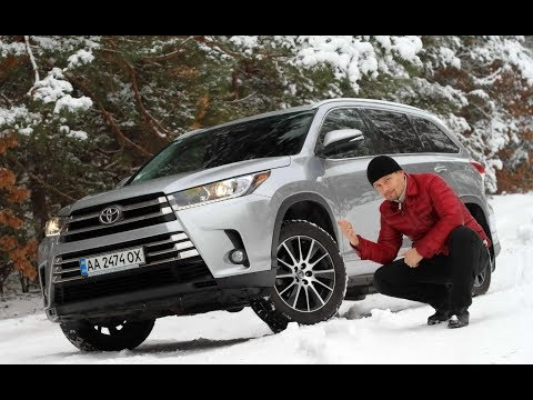 Как Toyota Highlander догнала Land Cruiser Prado