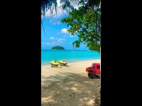 Kata beach, Phuket. Thailand