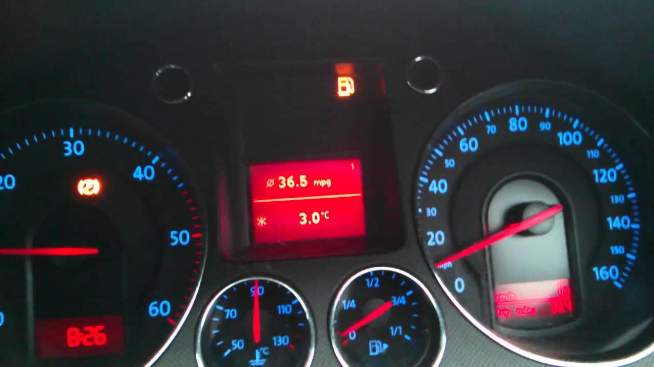 Vw Passat Dashboard Lights Not Working Lightneasy