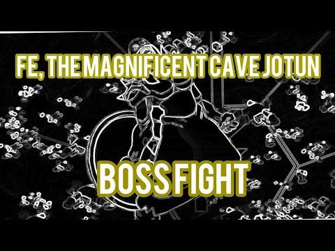 Jotun - Fe Boss Fight ( no powers used ) |