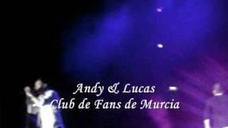 Andy & Lucas, Tus Miradas - Alguazas (Murcia)