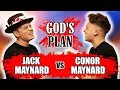 God's Plan (SING OFF vs. My Younger Brother)