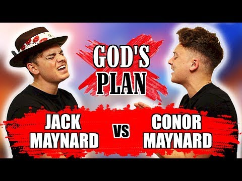 Drake - Gods Plan SING OFF vs My Younger Brother