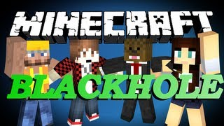 Minecraft BLACKHOLE PARKOUR Minigame Part 1 W BajanCanadian AshleyMariee And CharlieBuilds