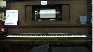 Fluffy Ruffle Girls Rag (1908) new player piano roll