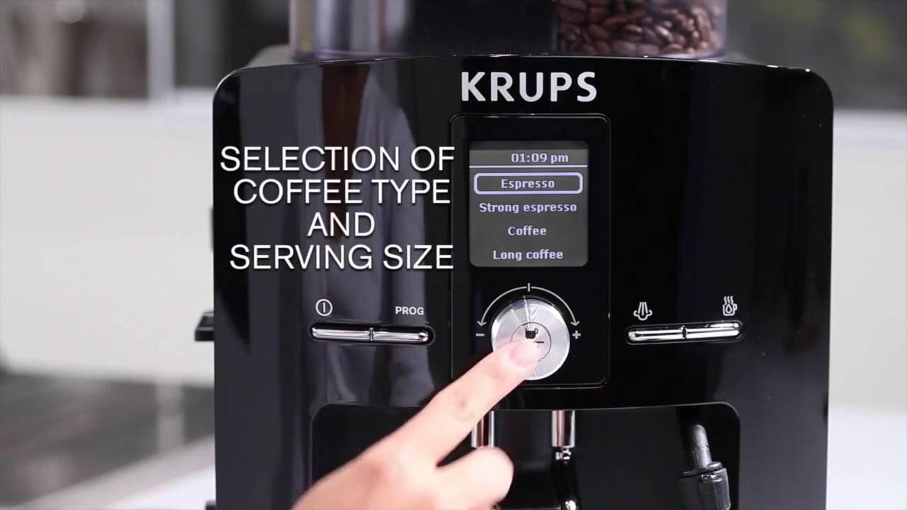 Как приготовить капучино или латте с помощью автоматичекой .