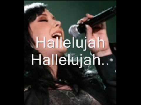 Lisa  Hallelujah+lyrics