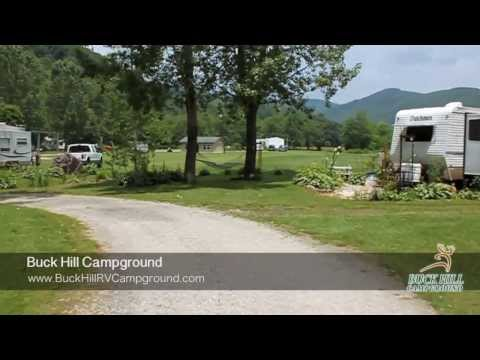 Buck Hill RV Campground - 1 hr from Asheville North Carolina