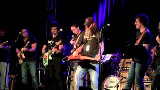 Electro Hawaiian Junior Lap Steel with Randy Kohrs, Nashville July 2015
