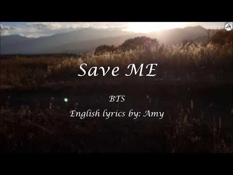 Save ME - English KARAOKE (Instrumental) - BTS