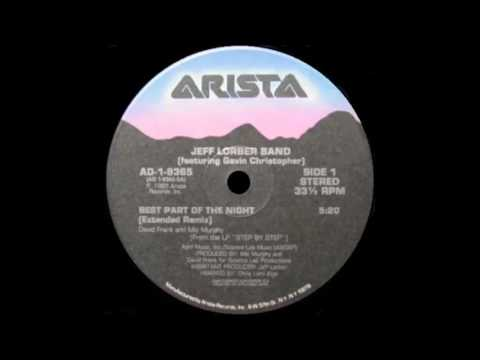 JEFF LORBER BAND feat. GAVIN CHRISTOPHER - best part of the night (extended remix) 85