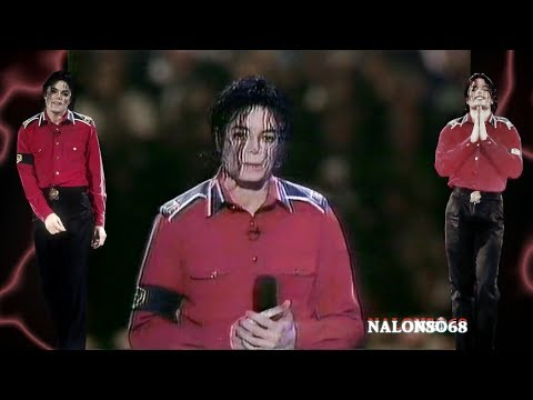 Michael Jackson - Gone Too Soon & Heal The World ( President Clinton's Gala 93) | HD