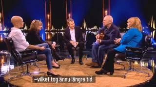 Mark Knopfler interview 2015 at Skavlan