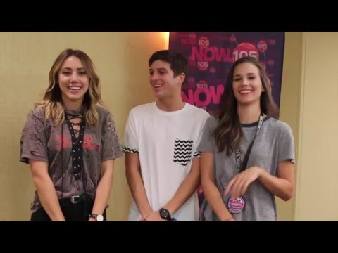 Shannon & Cammie iHeartRadio Interview at Playlist Live