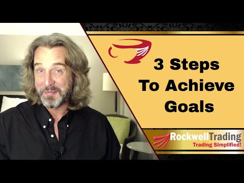 3 Steps To Achieve Goals