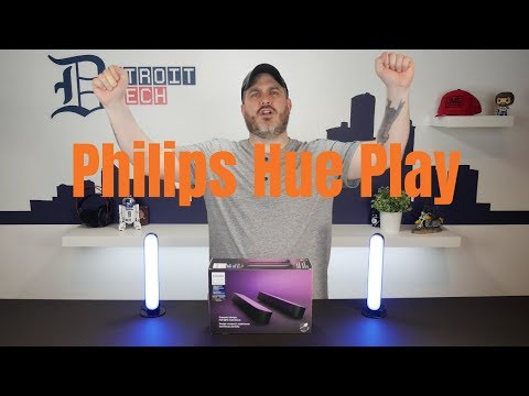 You NEED This!  - Philips Hue Play Review