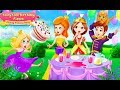 Fairytale Birthday Fiasco - Fun Girls Care Kids Games - Clumsy Princess Party