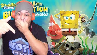 THE HOMIE SPONGEBOBBY IS BACK! [SPONGEBOB: BFBB REHYDRATED]