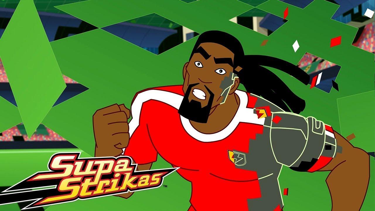 Supa Strikas   Staffel 5 - Folge 64 - Totale Wiederholung   Fußball Cartoons für Kinder