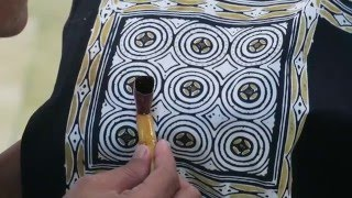 Hand-made Batik | Step-by-Step Process for Making Batik