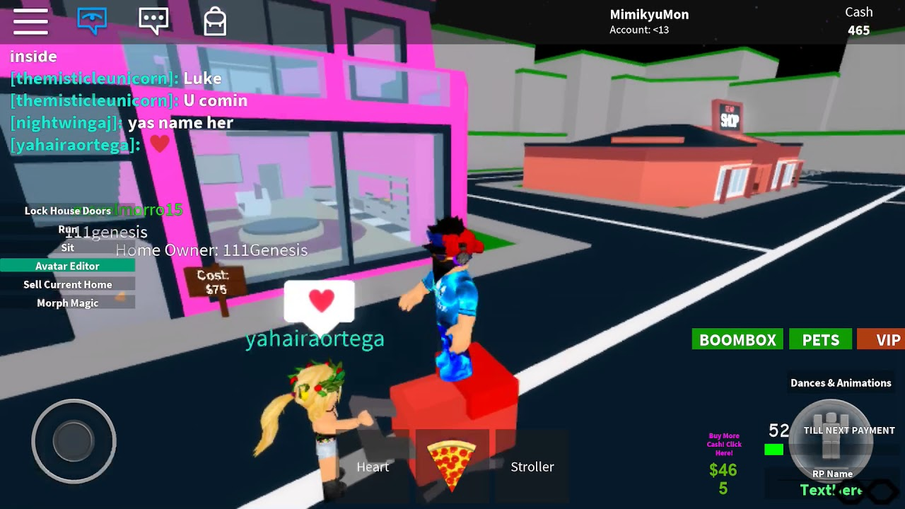Playing Roblox Have A Family Game Play Sunday Roblox Have A Family In Robloxia Youtube