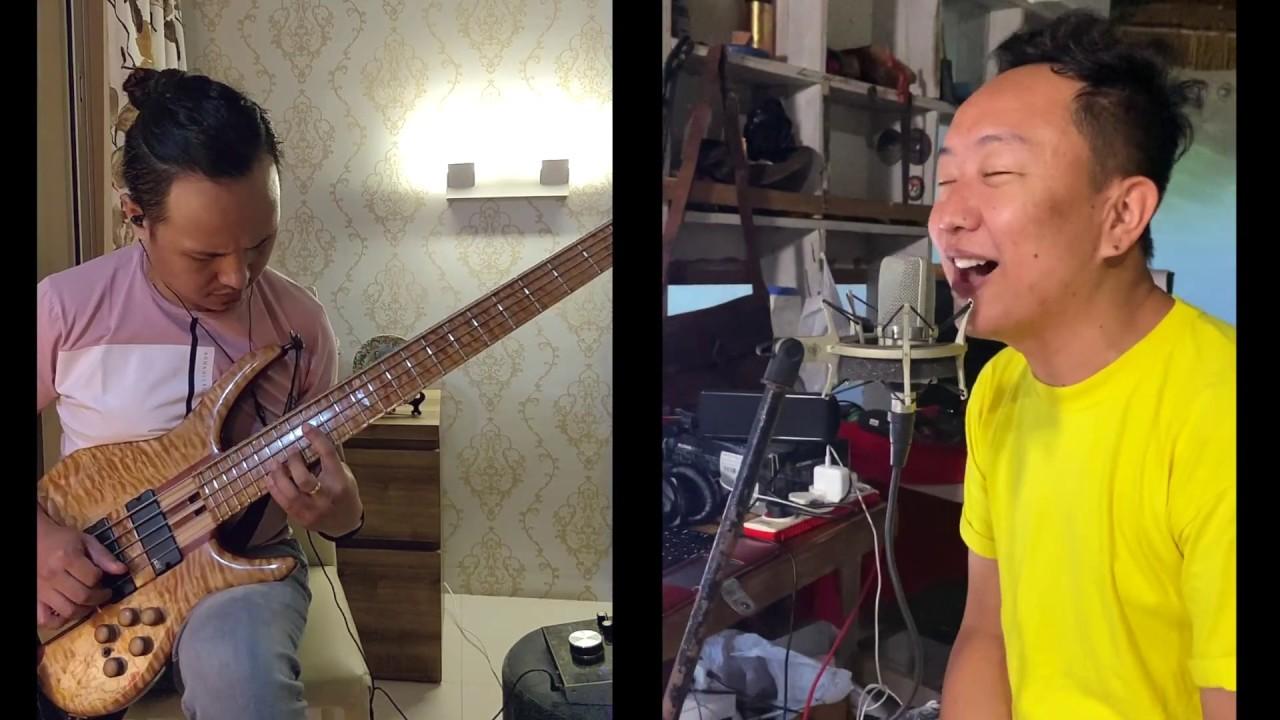 Overjoyed   Stevie wonder   Bass & Voice   Among Jamir   Alobo Naga