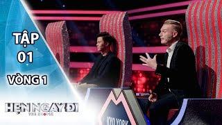 HẸN NGAY ĐI 2018 - TẬP 1 - Vòng 1 | Kyo York đích thực là thánh gạt cần