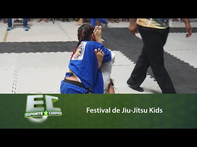 Festival de Jiu-Jitsu Kids