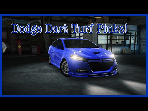MAJOR TURF POINTS! DODGE EVENT PINKS! Racing Rivals