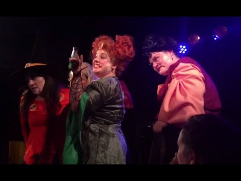 Hocus Pocus Unauthorized Cast - Total Eclipse of the Heart/Holding Out for a Hero (9/30)